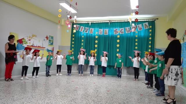 Scuola Infanzia Bufalello - La festa del saluto