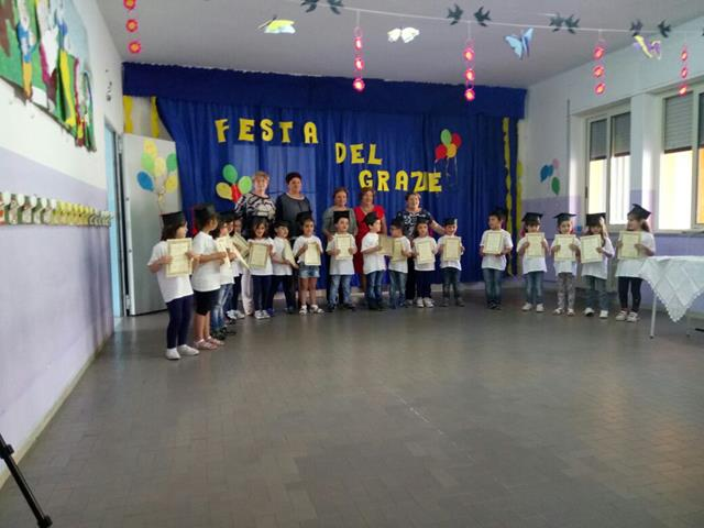 Scuola Infanzia Cipressi - Festa del grazie