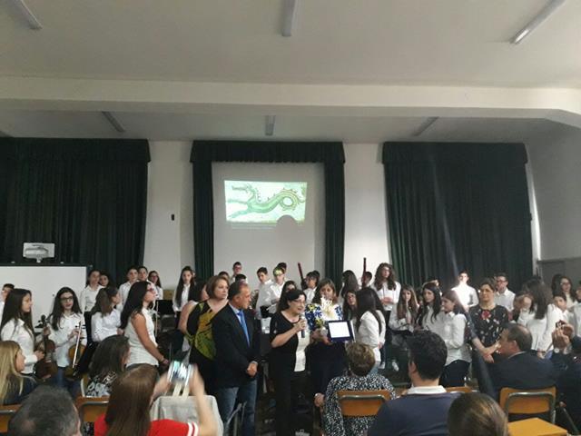 Manifestazione finale Scuola Secondaria di I grado